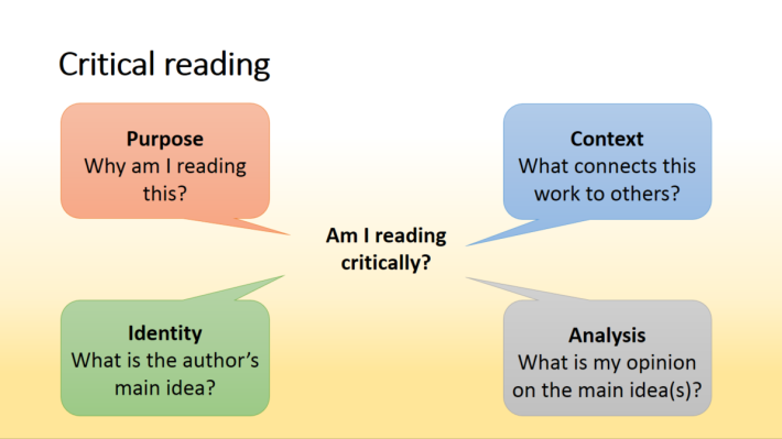Crit reading blog post