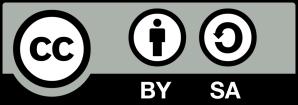 CC BY SA logo